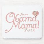 Maman 2012 vitesse d'Obama Tapis De Souris