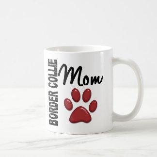 Maman 2 de border collie mug