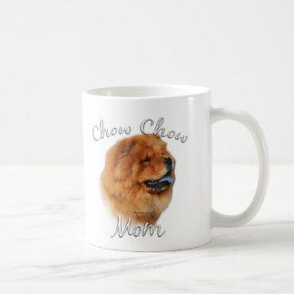 Maman 2 de bouffe de bouffe mug