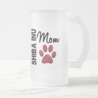 Maman 2 de Shiba Inu Tasse À Café