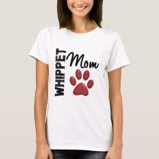 Maman 2 de whippet t-shirt