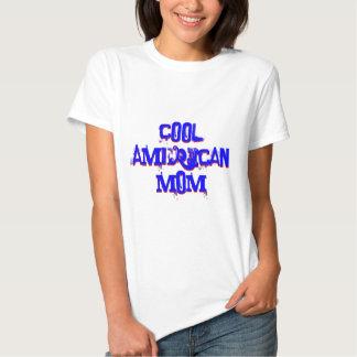 Maman américaine fraîche I non disponible T-shirt