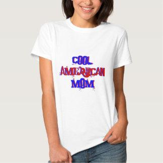 Maman américaine fraîche III non disponible T-shirts