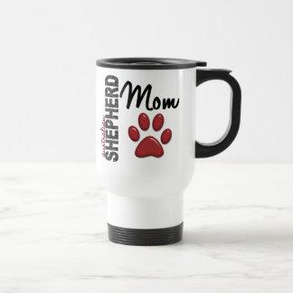 Maman australienne 2 de berger tasse à café