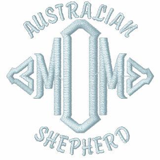 Maman australienne de chien de berger