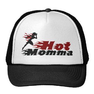 Maman chaude casquettes de camionneur