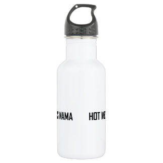 Maman chaude de désordre bouteille d'eau en acier inoxydable