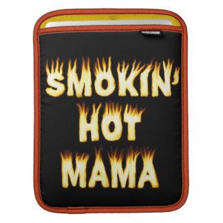 Maman chaude de Smokin Poches iPad