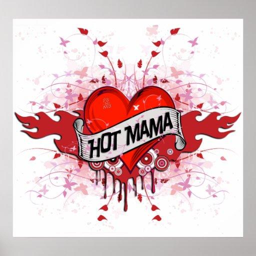 Maman chaude Poster