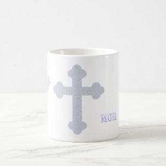Maman chrétienne mug magic