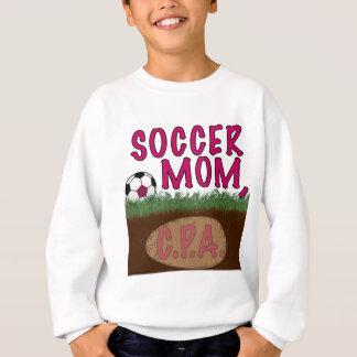 Maman CPA du football T-shirts
