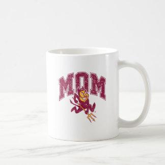 Maman d'ASU | affligé Mug