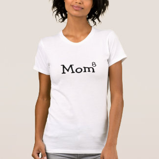 Maman de 8 t-shirt