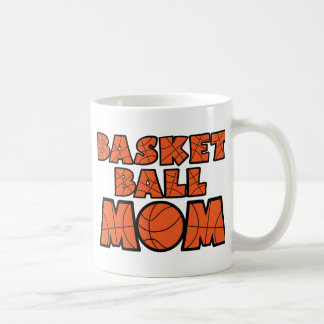 Maman de basket-ball mug
