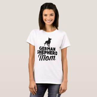 Maman de berger allemand t-shirt