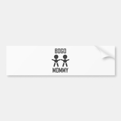 Maman de BOGO Adhésif Pour Voiture