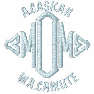 Maman de chien de Malamute d Alaska