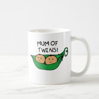 Maman de cosse jumelle mug