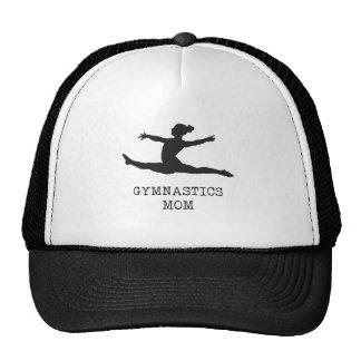 Maman de gymnastique casquettes de camionneur