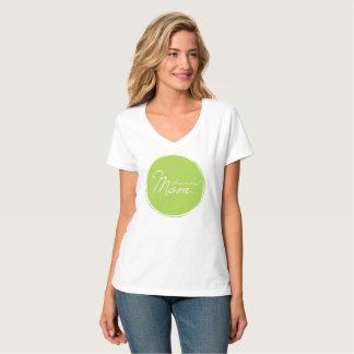 Maman de Homeschool - pièce en t T-shirt