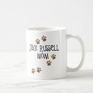 Maman de Jack Russell Mug
