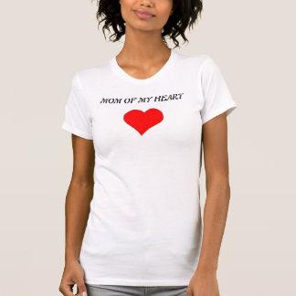 MAMAN de MON COEUR - chemise T-shirt