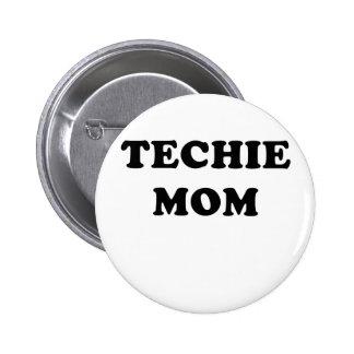 Maman de technicien badges