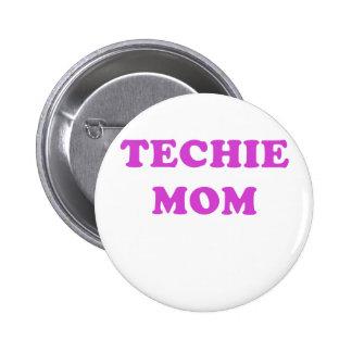 Maman de technicien pin's