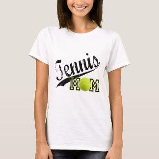 Maman de tennis t-shirt