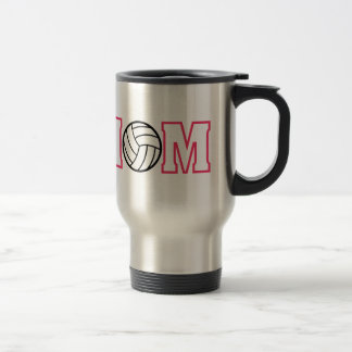 Maman de volleyball mug de voyage