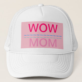 MAMAN de wow - PAC par eZaZZleMan.com Casquette
