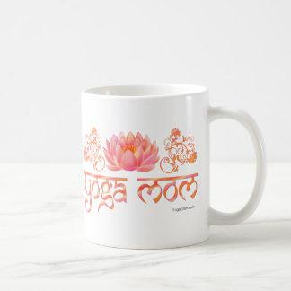 Maman de yoga de Lotus Mug