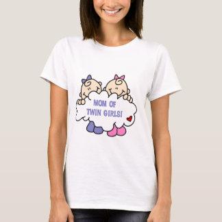 Maman des T-shirts et des cadeaux jumeaux de