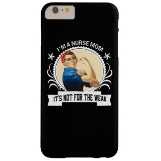 Maman d'infirmière - pas pour le faible coque iPhone 6 plus barely there