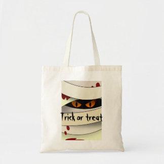 Maman Halloween de saignement Tote Bag