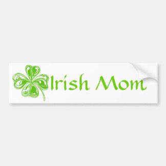 Maman irlandaise adhésifs pour voiture