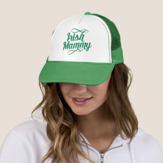 Maman irlandaise, casquette irlandais d'argot,