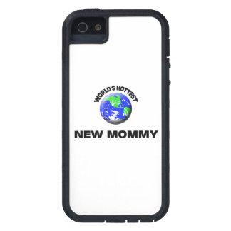 Maman la plus chaude du monde la nouvelle coque iPhone 5 Case-Mate