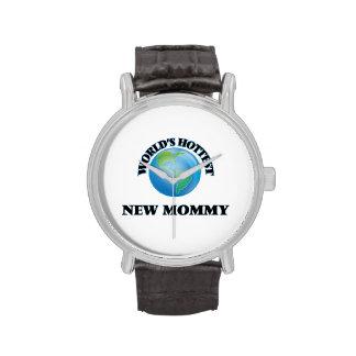Maman la plus chaude du monde la nouvelle montres