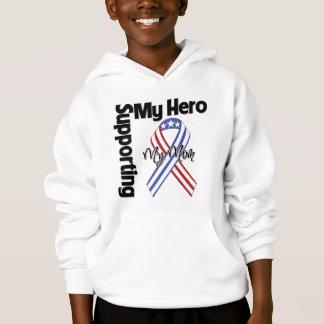 Maman - militaires soutenant mon héros