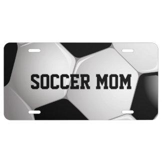 Maman personnalisable du football de ballon de