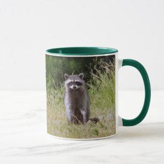 Maman Raccoon Mug