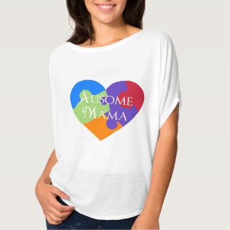 Maman Shirt de Flowy Ausome T-shirt
