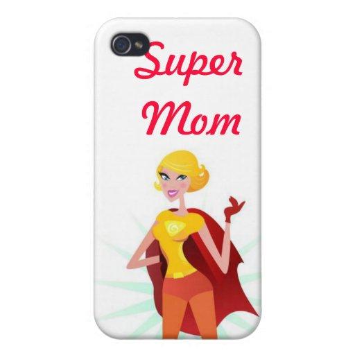 Maman superbe coque iPhone 4/4S