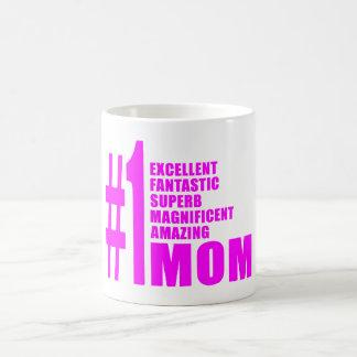 Mamans 1 modernes fraîches Maman du numéro un Tasse