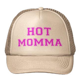 Mamans chaudes casquette de camionneur