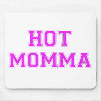 Mamans chaudes tapis de souris