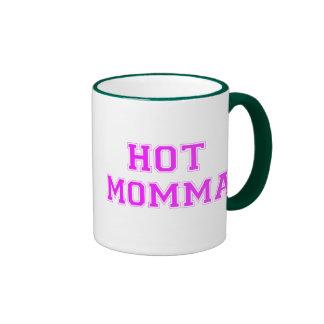 Mamans chaudes tasse
