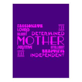 Mamans féminines modernes et mères chics et élégan