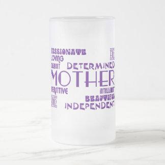Mamans féminines modernes et mères chics et élégan tasse